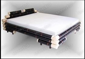 Double Bed With Multi Colour