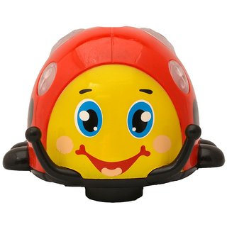 Swarup Toys Red And Black Bettle Toy