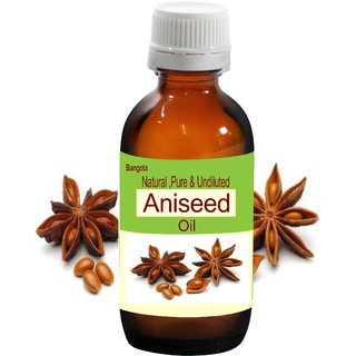 Aniseed Oil - Natural, Pure  Undiluted -15 ml