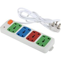 Frazzer 4+4 Extension Cord Board