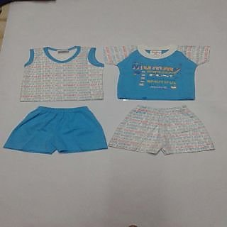 Boys 1+1 tees shorts