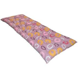 Sri Vishnupathy Single Silkcotton Bed mattress (Pink)