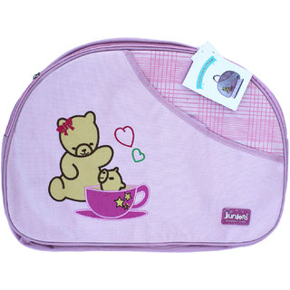 845dec92a96f Buy Junior Diaper Bag with Changing Mat and Large Pockets - Pink ...