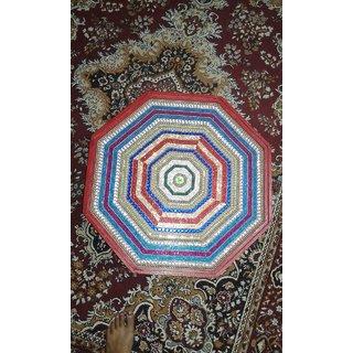 Handmade decorative bajot