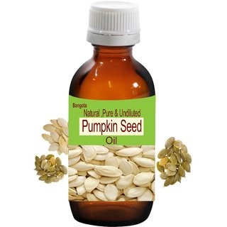 Pumpkin Seed Oil - Natural, Pure  Undiluted -30 ml