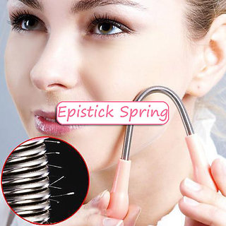Facial Hair Removal Spring, Epicare Epilator Epistick Remover Tweezer Stick