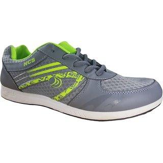 bef89777fb2 Buy NCS GrayGreen Training Shoes For Men Online - Get 29% Off