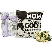 Indian Mom Cushion