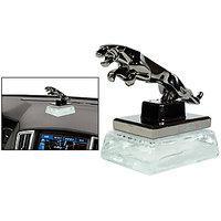 Jaguar Shape Refillable Car Perfume Free Shipping