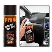 F1 / Fms Dashboard Wax Polish Spray  Shiner 450Ml