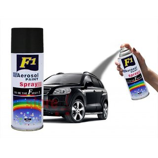 Black Spray Paint- 450Ml