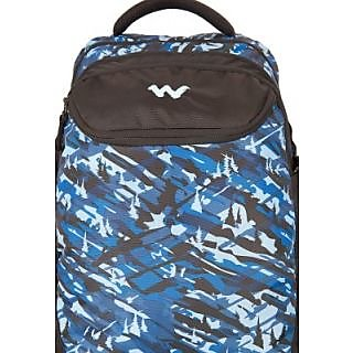 Buy Wildcraft Camo 5 35 L Backpack (Blue) Online - Get 0% Off a683f244679a4
