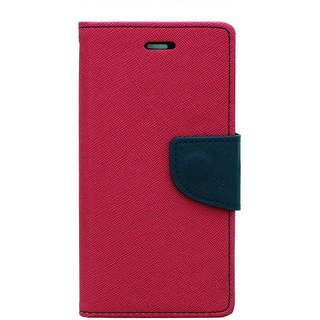 Motorola Moto G2 Back Flip Cover Mercury  RED BLUE