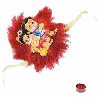 Funny Bal Hanuman Rakhi