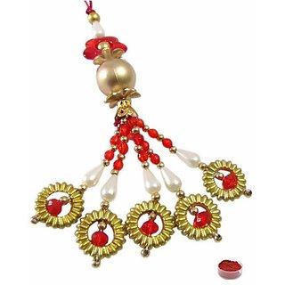Splendid Color Combination Dangling Lumba