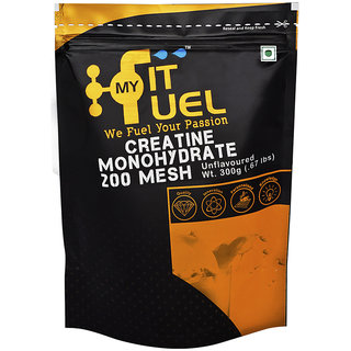 MyFitFuel Creatine Monohydrate 200 Mesh 300 Gram