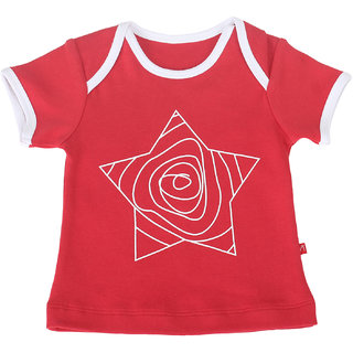 Nino Bambino  Triangle Print T Shirt And Lower
