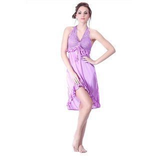 Skin Wrap Womens 3pc Nighty (Free Size)
