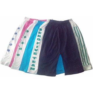 Hosiery Cotton Half Pants(BGB121)