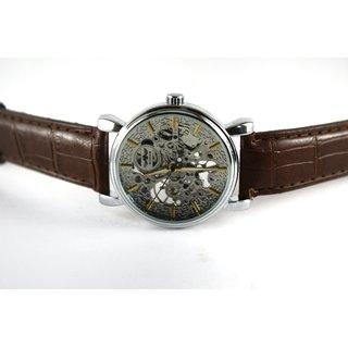 Winner Automatic Silver Watch