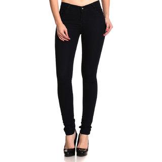 Carbon Blue Denim Jeans For Women