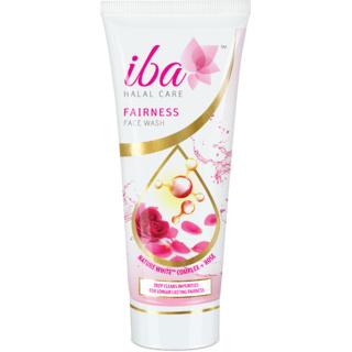 Iba Halal Care Fairness Face Wash 100 ml