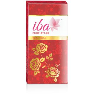Iba Halal Care Pure Attar - Real Rose 10 ml