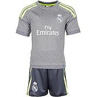Real Madrid Grey Football jersey