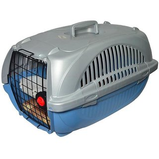 Ferplast Atlas Deluxe 20 Closed Cat And Dog Small Carrier