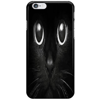 Dreambolic Black-Cat Back Cover For Iphone 6S Plus