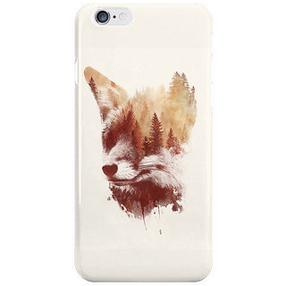 Dreambolic Blind-Fox Back Cover For Iphone 6S Plus