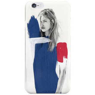Dreambolic Blue Back Cover For Iphone 6S Plus