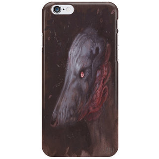 Dreambolic Black-Forest Back Cover For Iphone 6S Plus