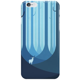 Dreambolic Blue-Forest Back Cover For Iphone 6S Plus