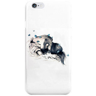 Dreambolic Bodysnatchers Back Cover For Iphone 6S Plus