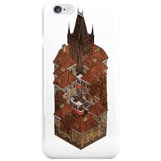 Dreambolic Bohemia Back Cover For Iphone 6S Plus