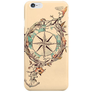 Dreambolic Bon-Voyage Back Cover For Iphone 6S Plus