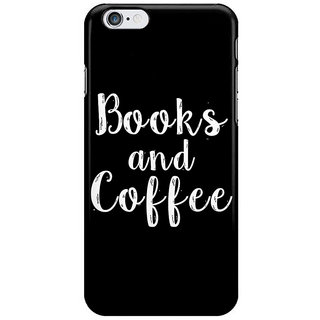 Dreambolic Books-And-Coffee Back Cover For Iphone 6S Plus