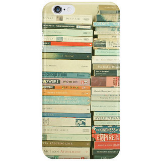 Dreambolic Book Libery Back Cover For Iphone 6S Plus