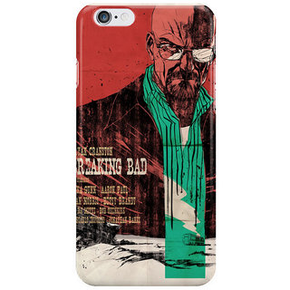 Dreambolic Breaking-Bad Typography Back Cover For Iphone 6S Plus