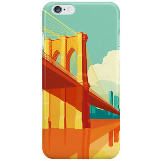 Dreambolic Brooklyn-Bridge Back Cover For Iphone 6S Plus