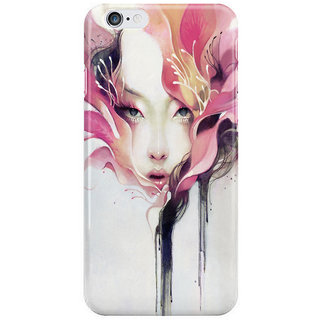 Dreambolic Bauhinia Back Cover For Iphone 6S Plus