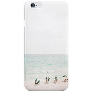 Dreambolic Beach-Life Back Cover For Iphone 6S Plus
