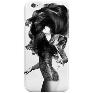 Dreambolic Bear Back 3 Cover For Iphone 6S Plus