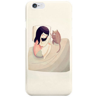 Dreambolic Best-Friends Back Cover For Iphone 6S Plus