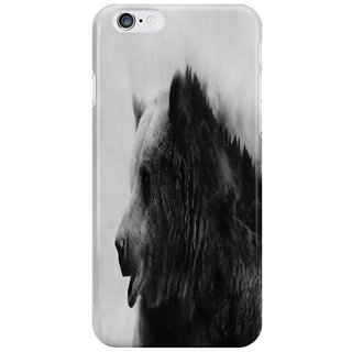 Dreambolic Big-Bear Back Cover For Iphone 6S Plus