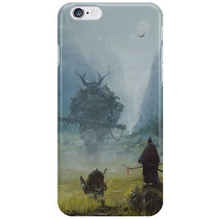 Dreambolic Brothers-In-Arms-Worlord Back Cover For Iphone 6S Plus