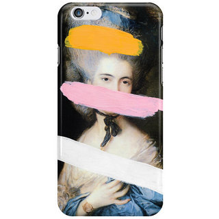 Dreambolic Brutalized-Gainsborough Back Cover For Iphone 6S Plus