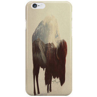 Dreambolic Buffalo Back Cover For Iphone 6S Plus