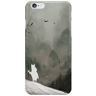 Dreambolic Buka-God-Of-Winter Back Cover For Iphone 6S Plus